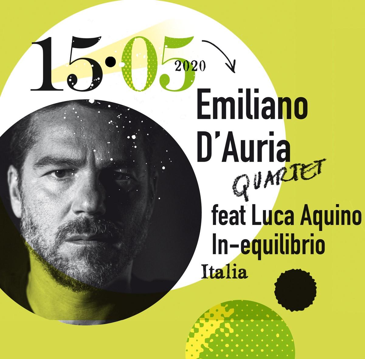 D'Auria Quartet Rosetum Jazz Festival
