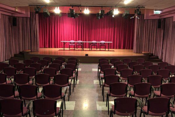 Auditorium PADRE VITTRICIO