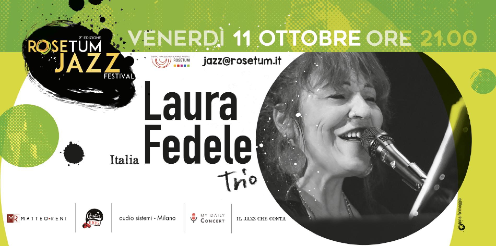 Laura Fedele Rosetum jazz Festival
