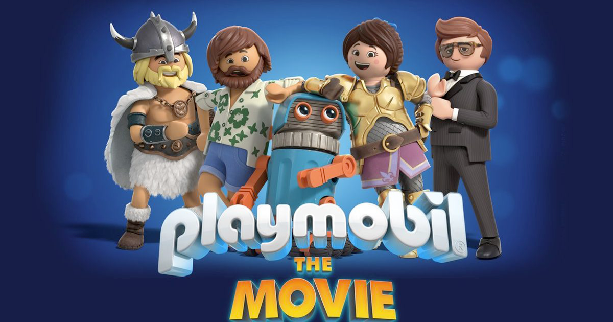 playmobil the movie cinema rosetum domenica in famiglia 26 gennaio 2020