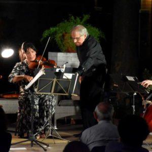 concerto dedicato a san padre pio 23 settembre 2020 rosetum