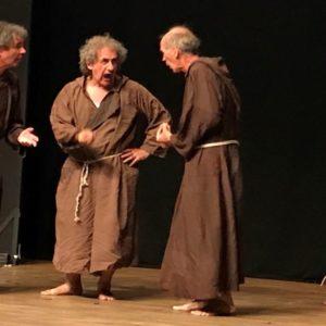 Un uomo di nome Francesco festival del giullare rosetum 4 ottobre 2020