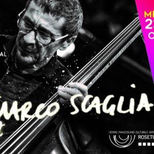 Gianmarco Scaglia quartet 23 giugno 2021 Rosetum Jazz Festival