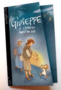 Giuseppe... e l'angelo partì da lui_rosetum_collana perlappunto