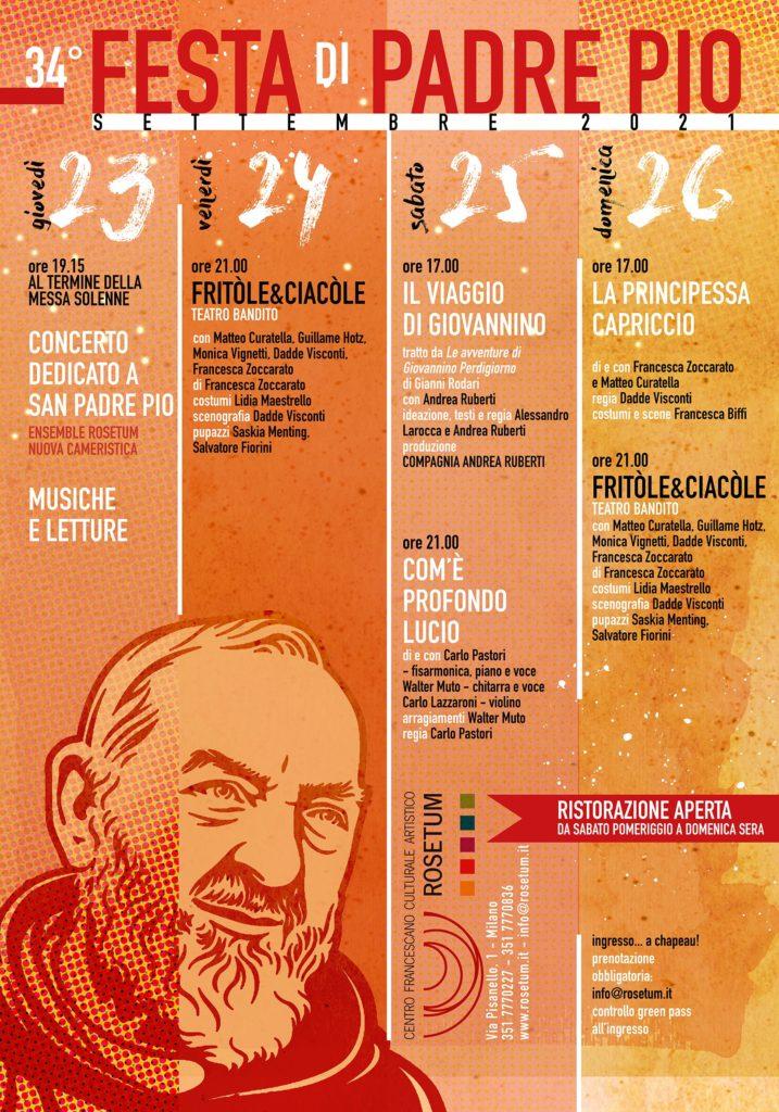 Festa Padre Pio_rosetum_programma_23-26 settembre 2021