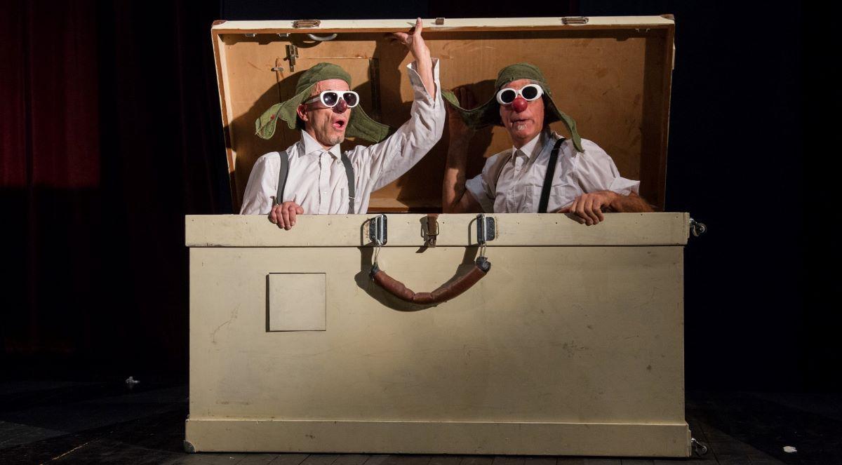 Bon voyage. Teatro Rosetum Domenica in famiglia_ 7 novembre 2021
